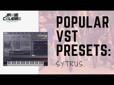 Sytrus Preset: ASAP Mob - Black Mane [I Found those VST Presets #4]