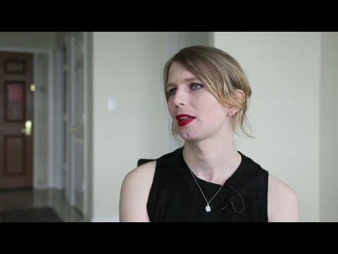 Chelsea Manning running for US Senate seat