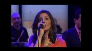 Shahrzad Sepanlou performing Gole Goldoon originally by Simin Ghanem at Voa Nowrouz Show 1391
