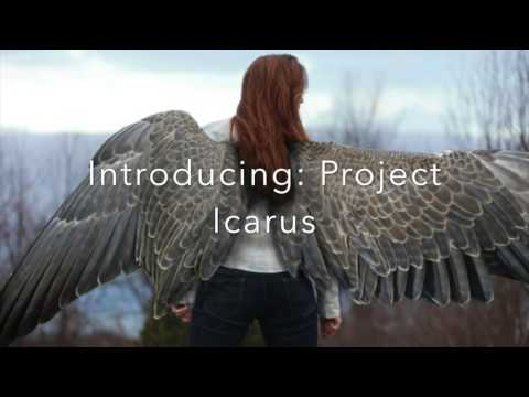 Project Icarus - Avians and Growing Wings