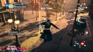 Assassin's Creed Unity Helix Rift Part 2 Belle Epoque - Data Harvest