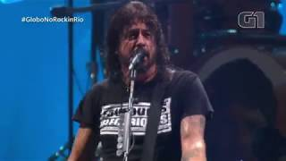 Foo Fighters - Live at Rock in Rio 2019