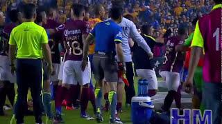 Las mejores peleas en la historia del fútbol mexicano