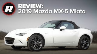 2019 Mazda Mx-5 Miata: Small Changes, Crazy Fun | Review & Road Test (4k)