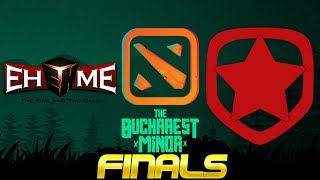 Gambit Esports vs EHOME Bo5 The Bucharest Minor 2019 Finals
