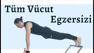Tüm Vücut Egzersizi, kas yapmak ve yağ yakmak için