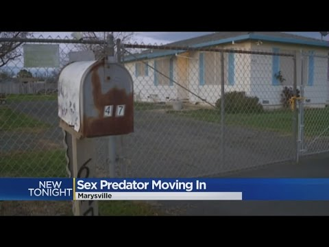Yuba County Residents Upset Violent Sexual Predator Is Moving In