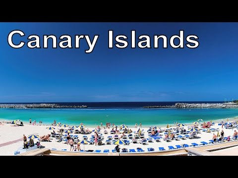 Canary Islands (Islas Canarias, Kanarischen Inseln) | RotWo
