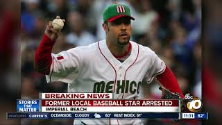 Ex-MLB pitcher Esteban Loaiza arrested; 44 pounds of cocaine found in Imperial Beach home
