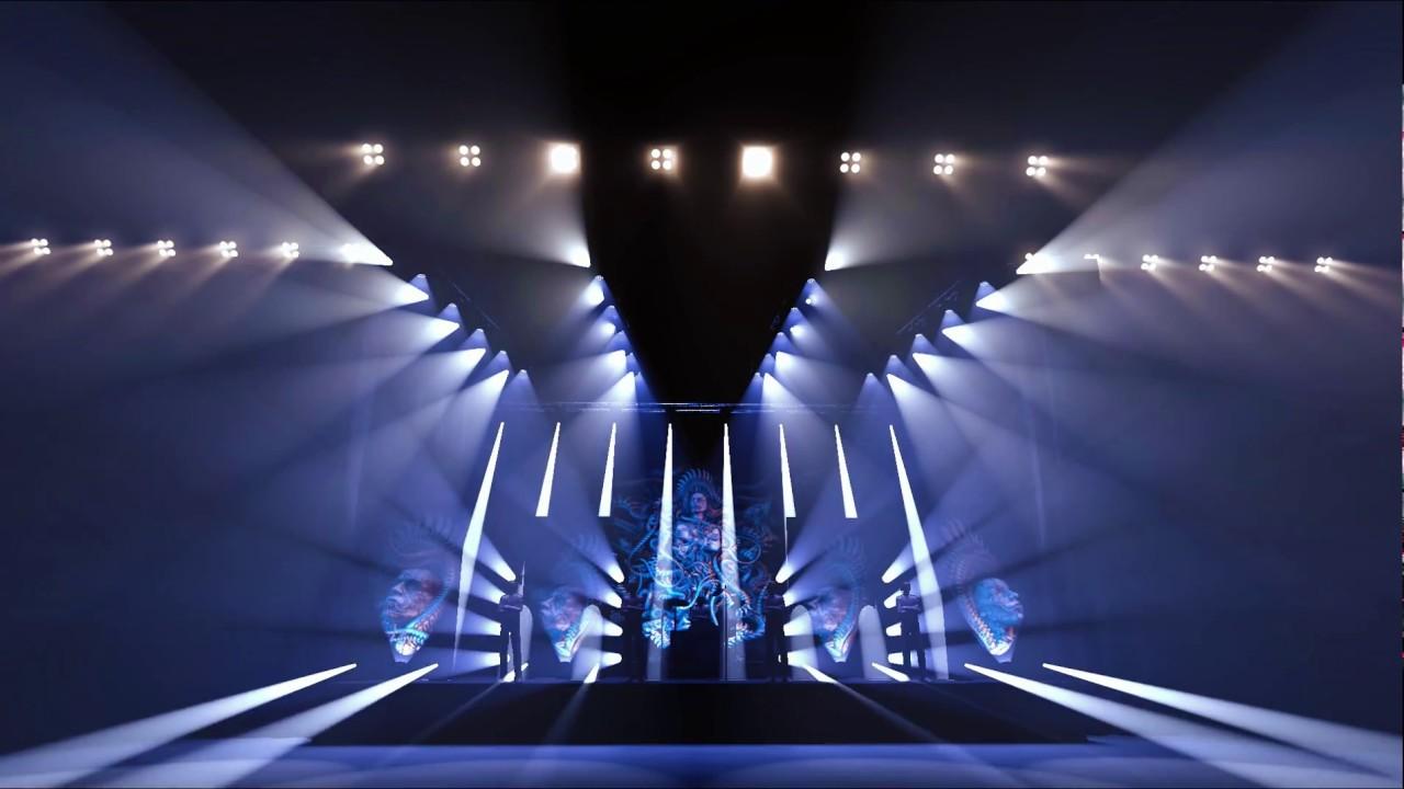 Meshuggah - Clockworks Lighting pre-production. & Meshuggah - Clockworks Lighting pre-production. - YouTube azcodes.com