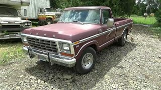 1978 Ford F250 Camper Special (CTR-150)