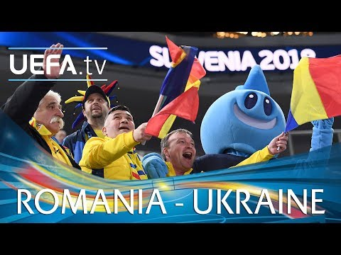 Futsal EURO highlights: Romania v Ukraine
