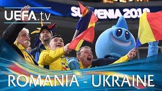 Futsal EURO highlights: Romania v Ukraine