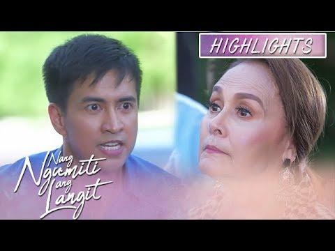 Michael rushes to Divina's house to recover Mikmik | Nang Ngumiti Ang Langit (With Eng Subs)