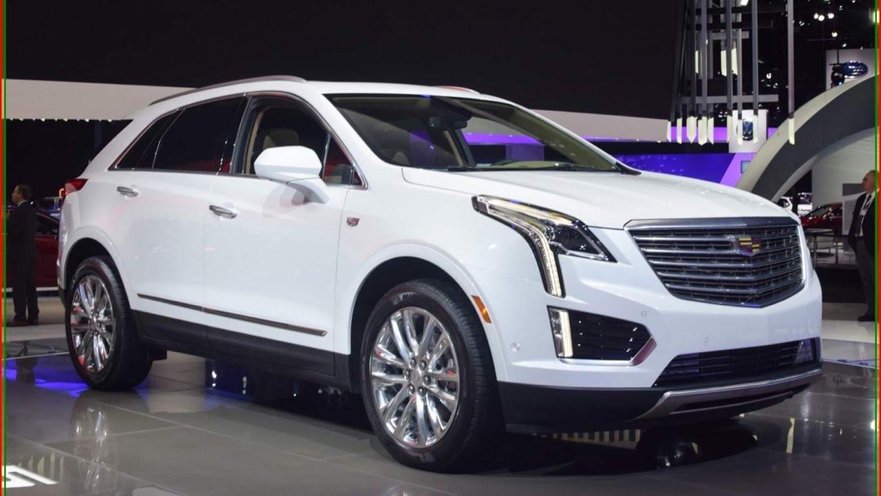 Cadillac Xt5 2017 Premium Luxury Reviews Specs