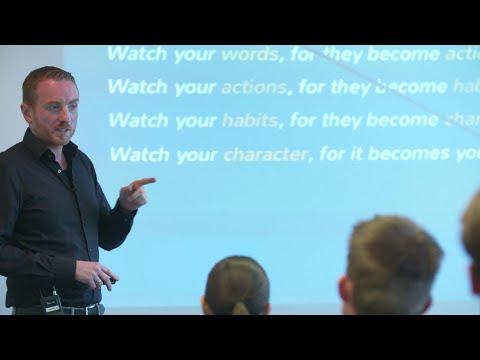 Andrew Bannon Inspirational Speaker