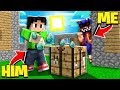 - I PRETENDED to be SONIC EXE to TROLL HIM! Minecraft Trolling Prank