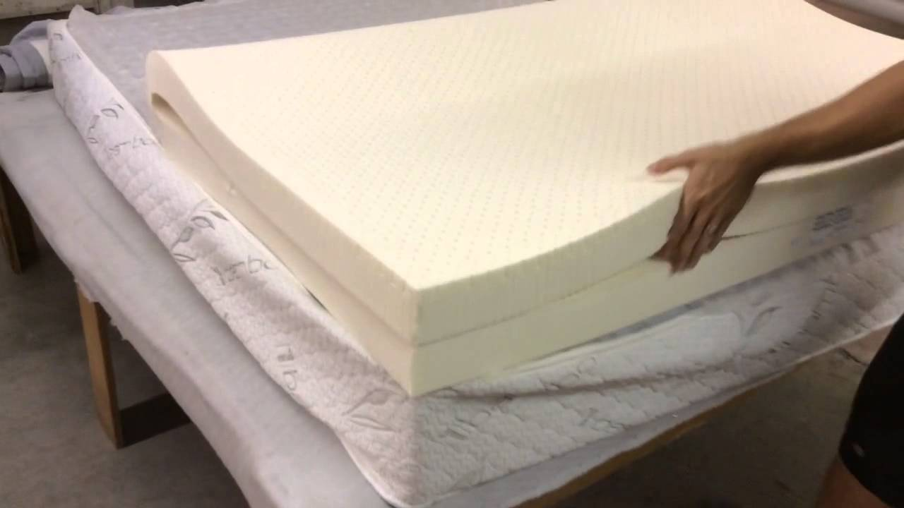 Ultimate Hybrid Pocket Coil Latex Mattress Youtube