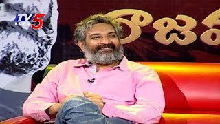 Rajamouli Lovable Answers To MM.Keeravani Questions : TV5 News