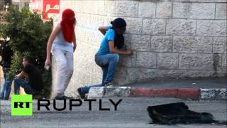 Bethlehem Battle: Palestinians clash with IDF as tensions rise