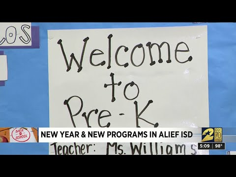New Year And New Programs In Alief ISD
