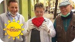 Corona-Helden: Ehepaar Trottner bereitet Mahlzeiten für Obdachlose | SAT.1 Frühstücksfernsehen