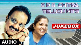 SPB & Chitra Telugu Hit Songs Jukebox   Balasubramanyam & Chitra Hit Telugu Songs    SPB Telugu Hits