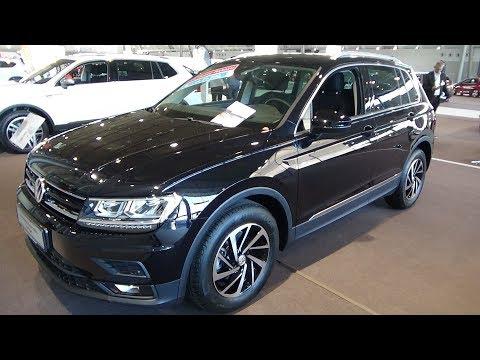 2019 Volkswagen Tiguan Join 1.4 TSI ACT 150 - Exterior and Interior - Autotage Stuttgart 2018