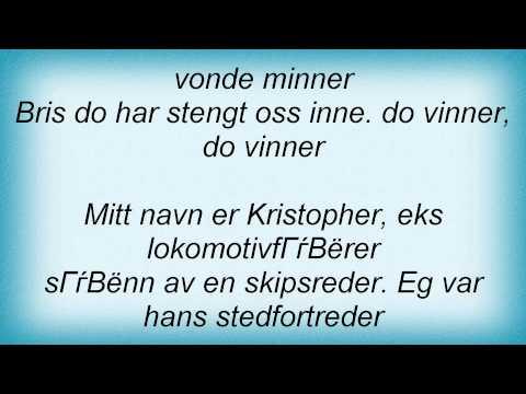 Kaizers Orchestra - Bris Lyrics