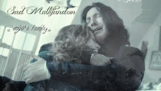 sad multifandom | why does it hurt so much ?