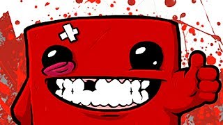 super Meat Boy Gameplay - Forest & Hospital