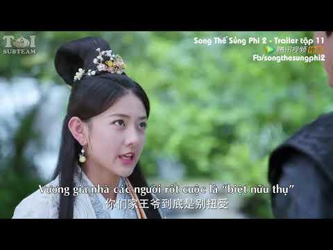 [Vietsub] Trailer tập 11 Song thế sủng phi 2 (Hình Chiêu Lâm, Lương Khiết)