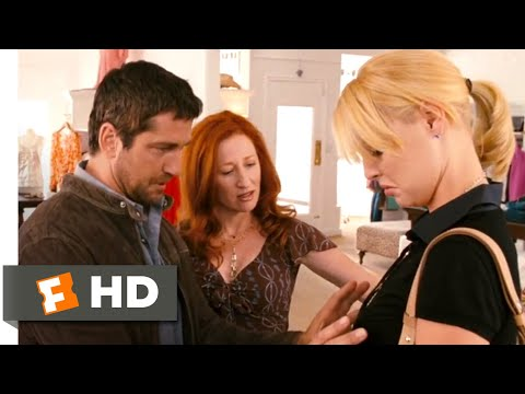 The Ugly Truth 2009 Men Are Weak Scene 9 10 Movieclips Youtube