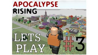 ROBLOX: Apocalypse Rising Let's Play (#3) w/ Friends - WINTER - Commentary HD - Personal Radio!