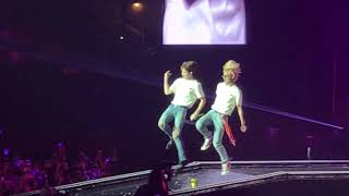 180916 BTS LYS tour in Ft.Worth, So What