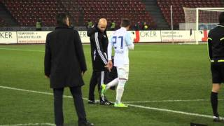 FCZTV CHANNEL: Zürich gegen Sion - Stimmen zum Spiel