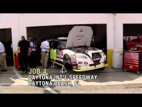 Undercover Boss - NASCAR S2 EP5 (U.S. TV Series)