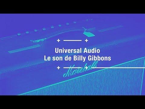 Le son de Billy Gibbons avec des plugins UAD