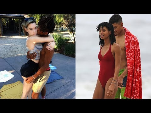 Jaden Smith's Girlfriend & Willow Smith's Boyfriend ★ 2019