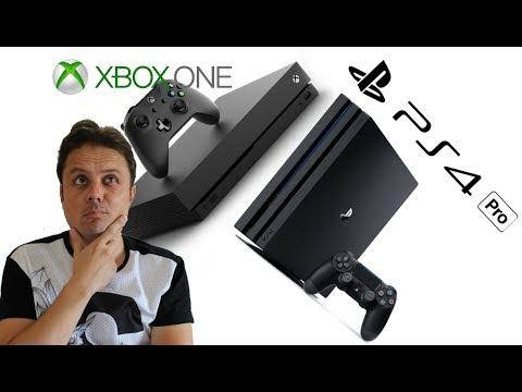 Xbox One Vs Ps4 Pro