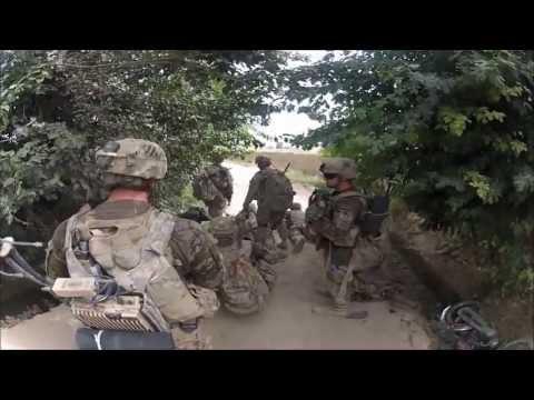 US Army EOD Soldiers Ambushed On Patrol ( Http://www.army.mil/ )