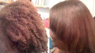 My Brazilian Keratin Treatment Experience on Natural Hair