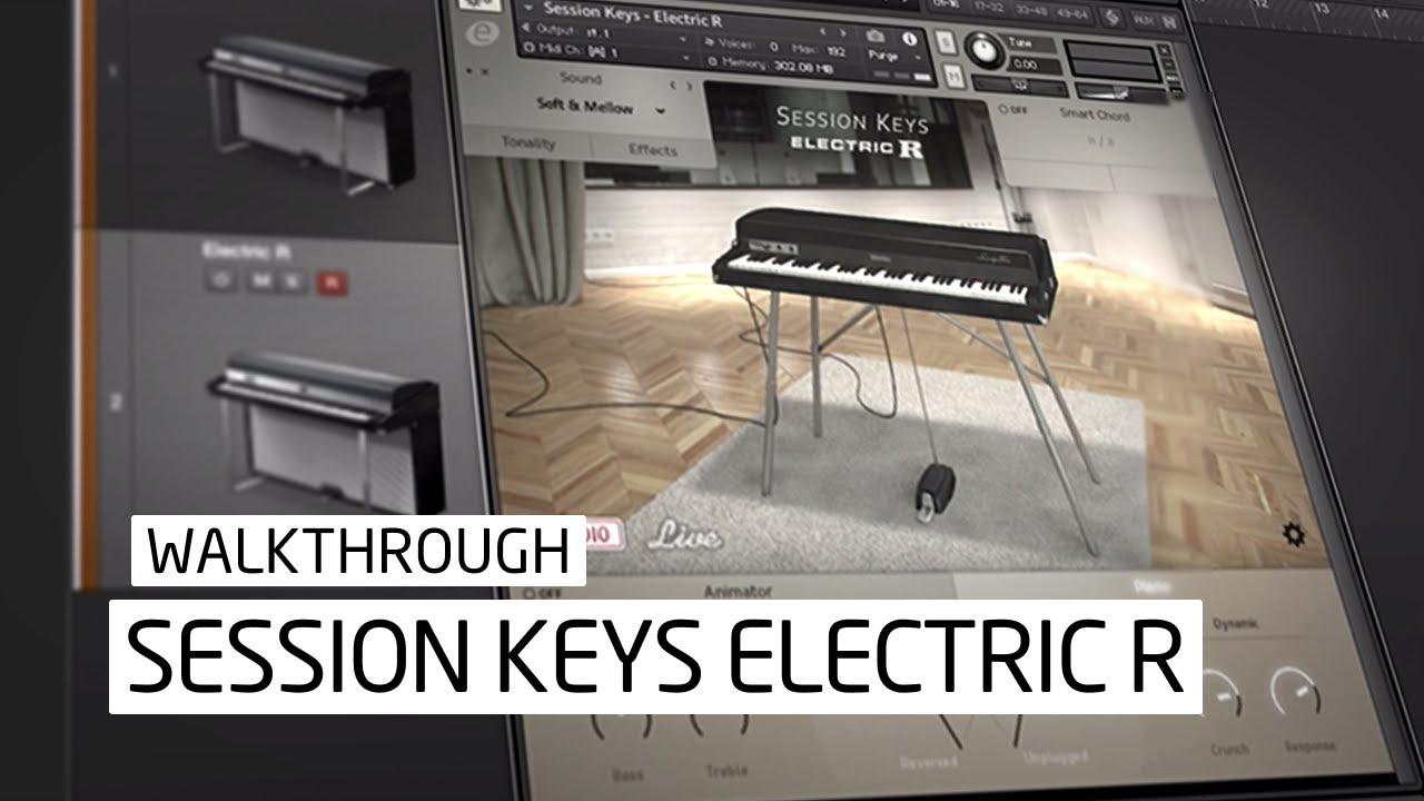 Session Keys Electric R | 1976 Stage Piano | Shop