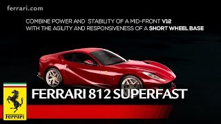 Ferrari 812 Superfast - Vehicle Dynamic