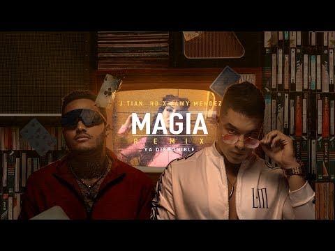 J Tian HD, Jawy Méndez - Magia (Remix)