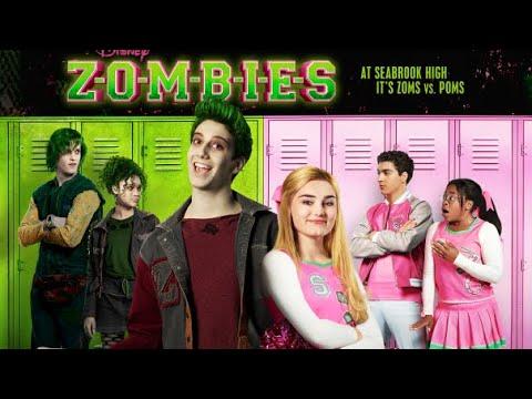 Zombies La Nueva Pelicula Disney Channel Mejor Que Los Descendientes Youtube