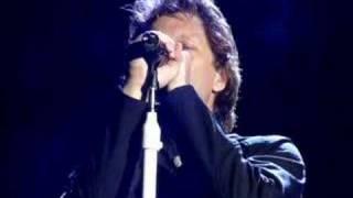 Bon Jovi Halleluja live Glasgow