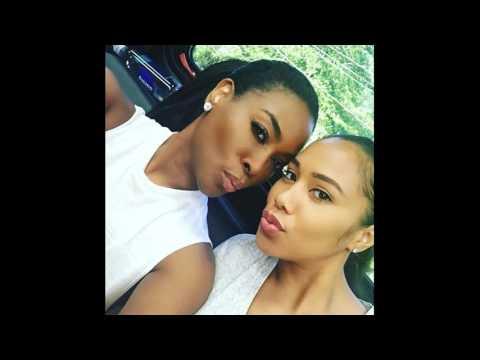 #Kenya Moore vs # Sheree Whitfield fight starts here! Beauty queen calls reality star broke! #RHOA