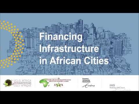 MOOC trailer: Financing Infrastructure in African Cities