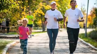 Тренировки бега для похудения
